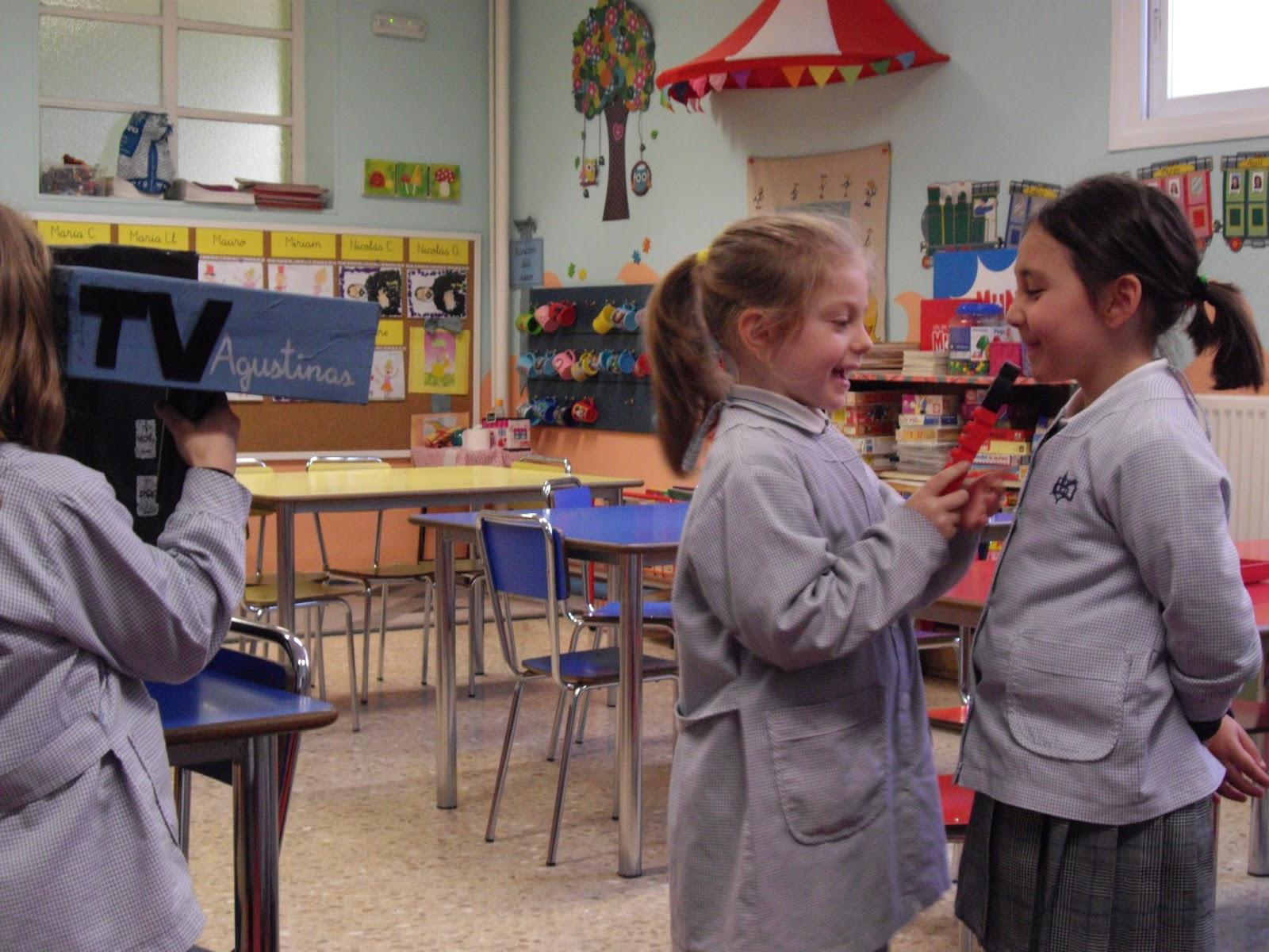 Agustinas Valladolid - 2017 - Infantil 5 - Medios de Comunicación 3