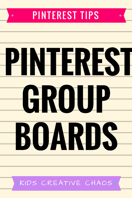 How to Find Pinterest Group Boards