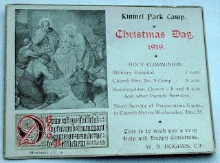 Kinmel Park Camp