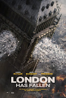 London Has Fallen 2016 480p Hindi BRRip Dual Audio 300MB HEVC
