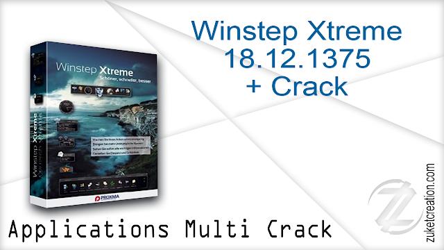 Winstep Xtreme 18.12.1375 + Crack