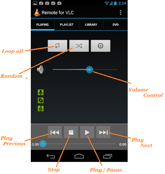 How to Easily Control VLC Media Player From Android Device:IndiTips - Complete Tech Support