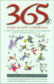 365 Steps to Self-confidence by David Lawrence Preston PDF Book Download