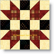 Sister's Choice quilt block