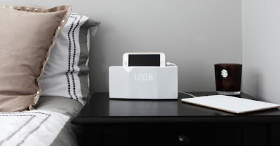Beddi smart app-enabled alarmclock