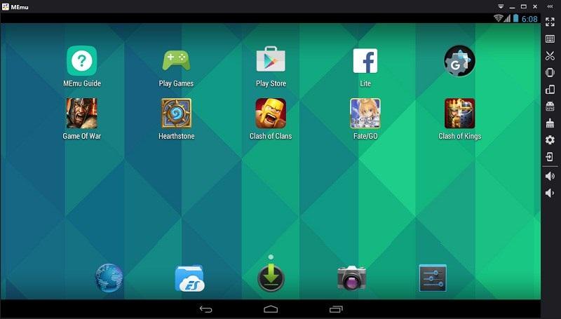 MEmu 6.1.1.1 Emulateur Android! [Alternativa de Bluestacks] Free Download