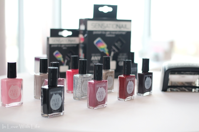 beautypress Blogger Event Oktober 2016 - Sensationail