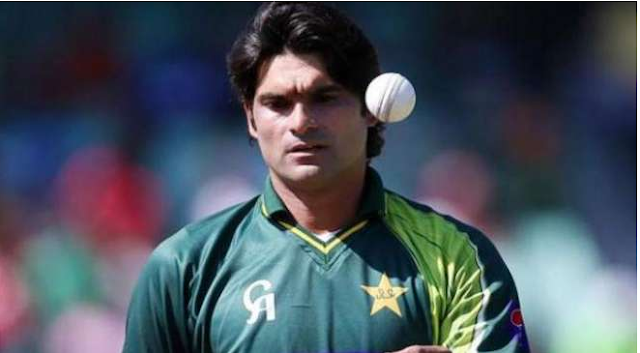 A seat of ships for Mohammad Irfan was small
