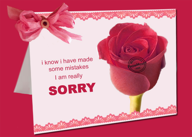 I Am Sorry To Hurt Your Feelings My Love Online Sms Quotes