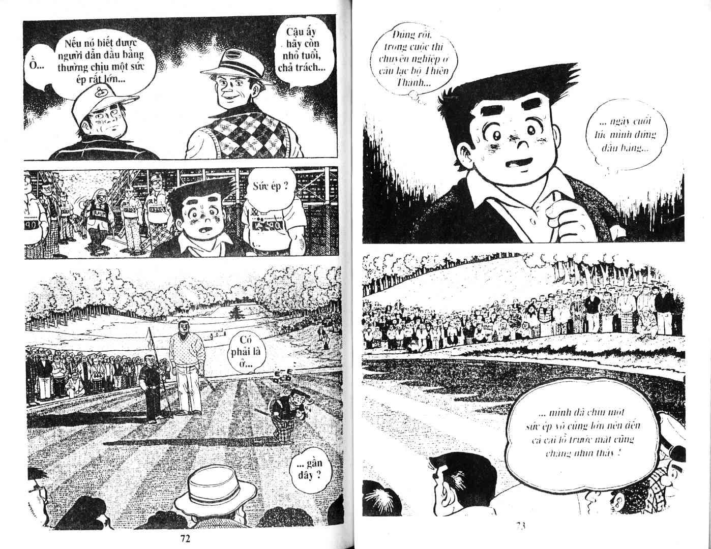 Ashita Tenki ni Naare chapter 40 trang 34