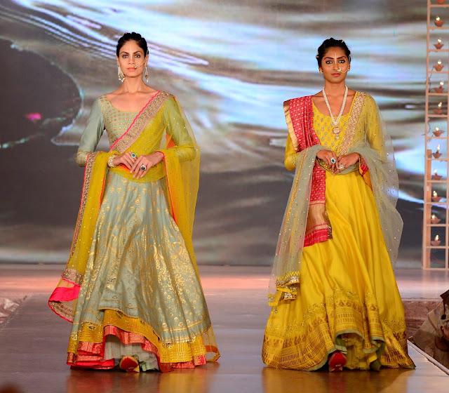 Anju Modi Fashion Show at Archana Astitwa Awards