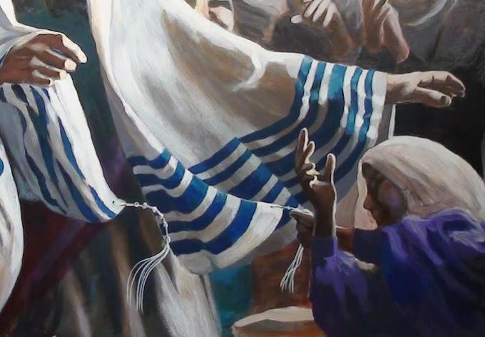 ¿Por qué la mujer sólo quiso tocar el borde del manto de Jesús para sanar?