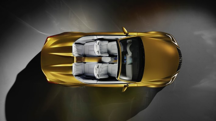 Wallpaper 2: Lexus LF-C2 Concept