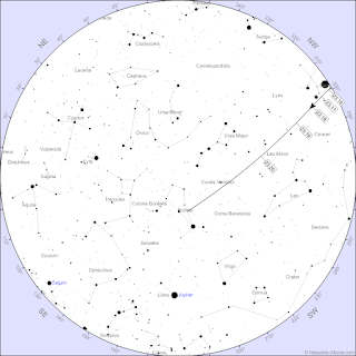 second ISS flyover