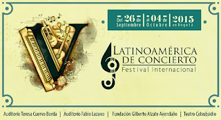 V Festival Internacional Latinoamérica de Concierto