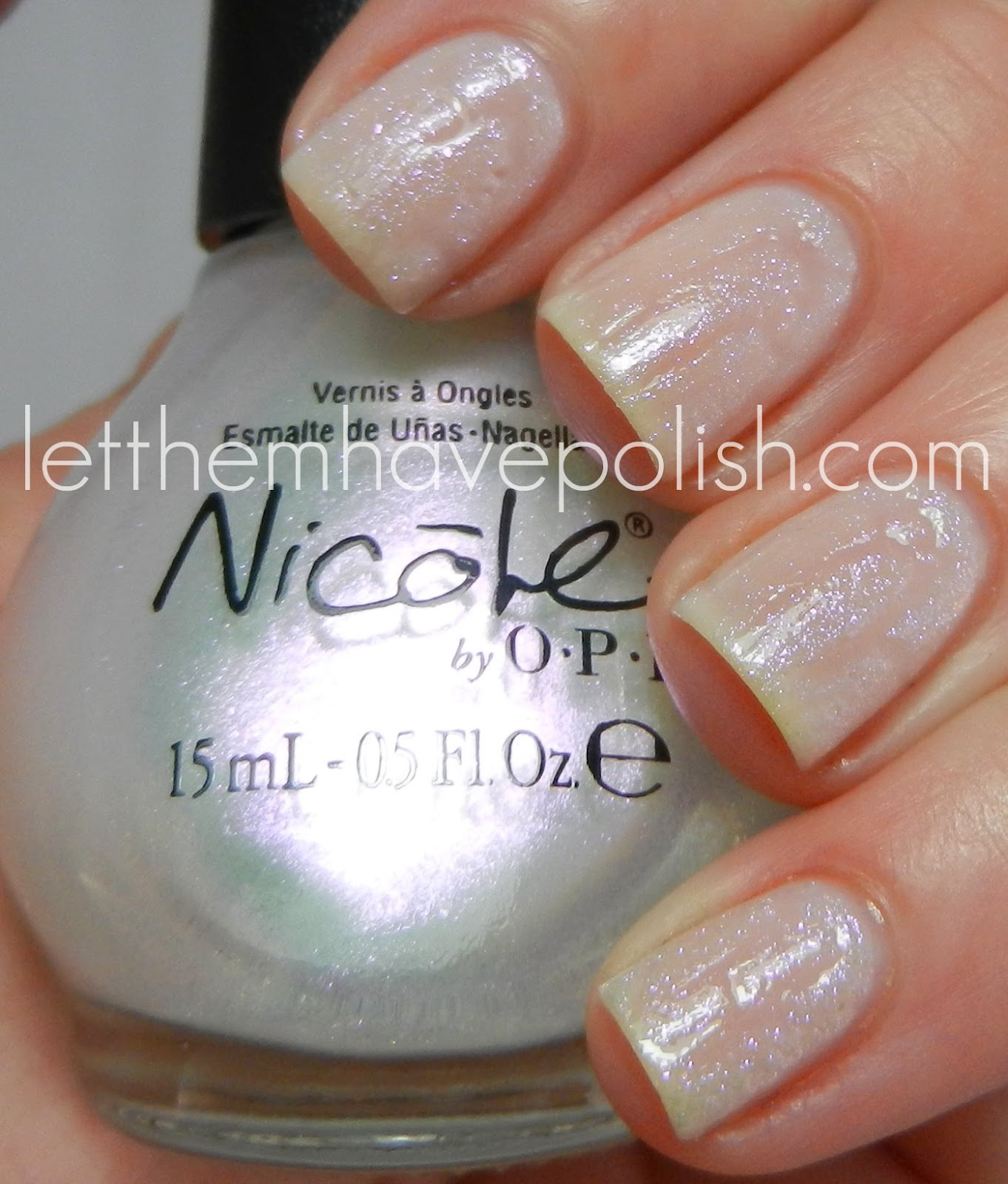 Let Them Have Polish Four New Texture Coats From Nicole By O P I