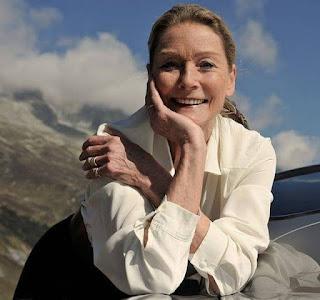 Tania Mallet em imagem de 2011 — Foto: Reprodução/Facebook