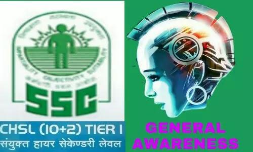 SSC CHSL General Awareness