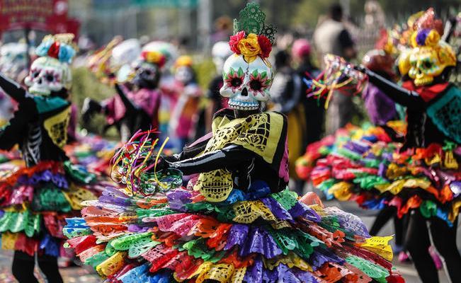 La Furcia Cadáver Especial Halloween La Catrina