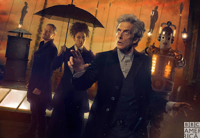 Doctor Who The Doctor Falls