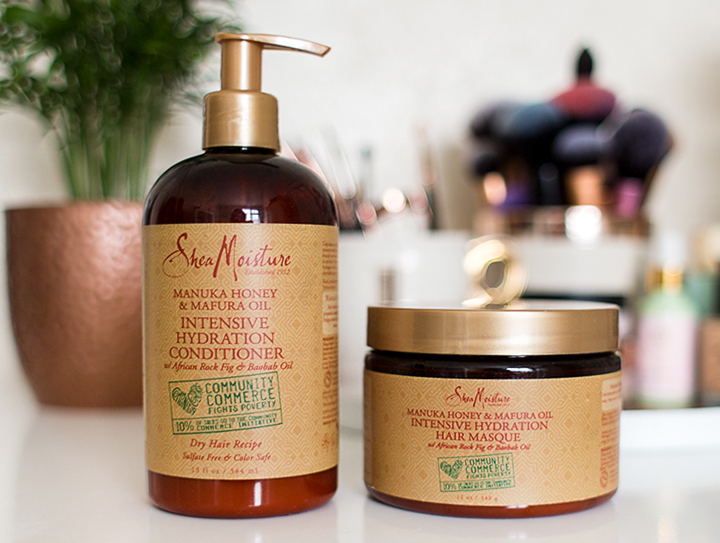 Review | Shea Moisture Manuka Honey & Mafura Oil Conditioners