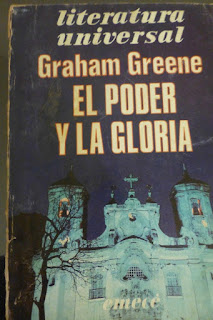 Audiolibro El Poder y la Gloria - Graham Greene