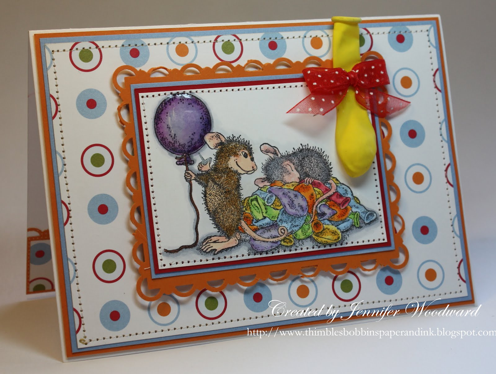 Thimbles, Bobbins, Paper and Ink: March 2012 on house mouse design time, house cleaning services business cards, house mouse christmas,