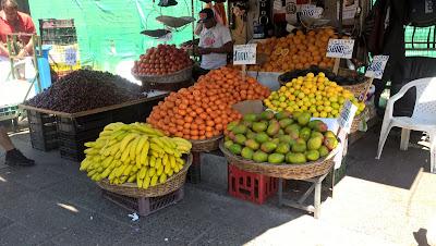 Mercato a Santiago