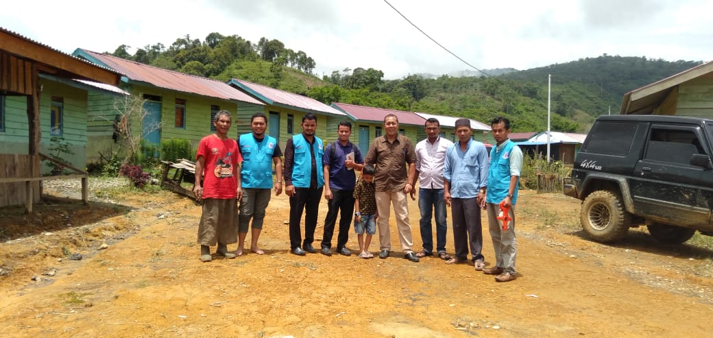 Lembaga Peduli Dhuafa Kerjasama dengan Pemerintah Bener Meriah dalam Program KAT