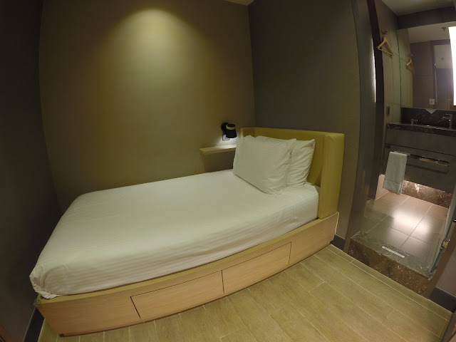 Single room di Plaza Premium Lounge