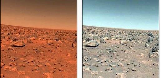 Kebohongan Planet Mars yang tidak Anda Ketahui