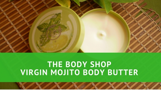 The Body Shop | Virgin Mojito Body Butter