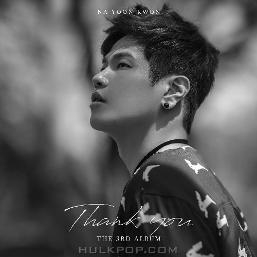 NA YOON KWON – THE 3RD ALBUM – Thank You