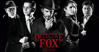 Poster 1 El Detective Fox