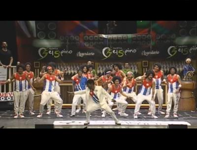Murgas Carnaval de Badajoz Final 2016