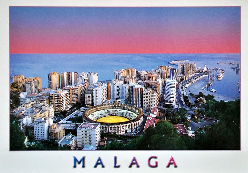 Wakacje Malaga