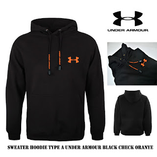 Jaket Sweater Hoodie Under Armour