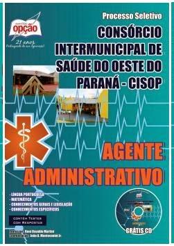 Apostila Processo Seletivo CISOP Paraná 2014.
