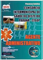 Apostila CISOP Paraná Concurso 2014.