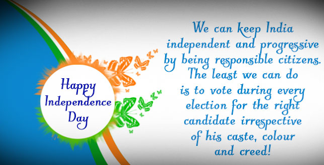 Happy Indian Independence Day 2018 Quotes