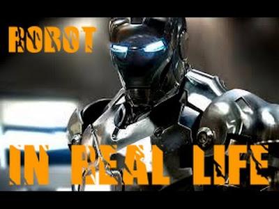 Robot Tercanggih Di Dunia Nyata