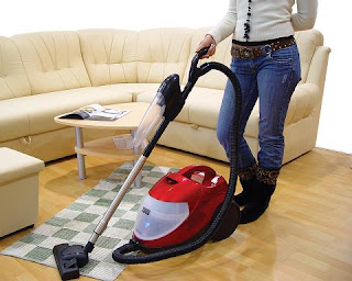 Types of Household Cleaning Equipment Modern
