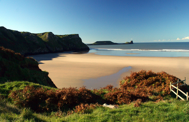 Five Top Beaches in the UK