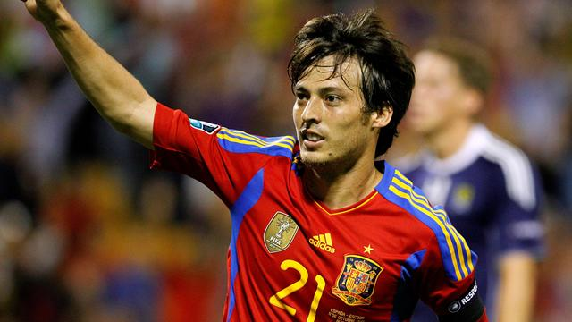 All About Sports: David Silva Football Player Profile