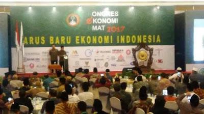 Kongres Ekonomi Umat Islam MUI Hasilkan Deklarasi Kebangkitan Ekonomi Umat