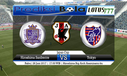 Prediksi Pertandingan antara Hiroshima Sanfrecce vs Tokyo Tanggal 28 Juni 2017