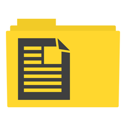 Preview of Document Folder icon