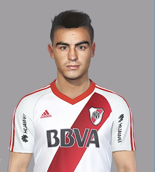 PES 2018 GONZALO ''PITY'' MARTINEZ (RIVER PLATE) Face by SeanFede