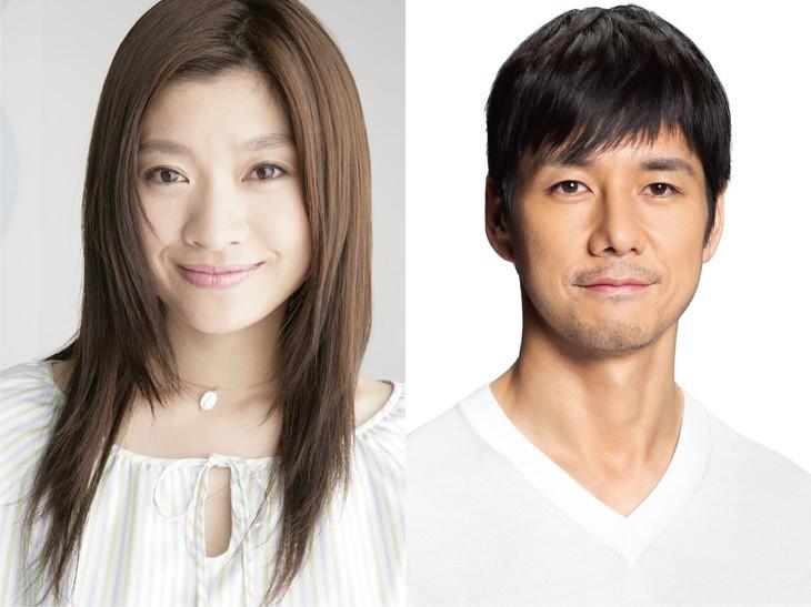 Ryoko Shinohara y Hidetoshi Nishijima