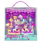 MLP Royal Bouquet Bumper Cars Accessory Playsets Ponyville Figure